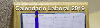 Boe Calendario.Calendario Laboral 2019 Publicado En El Boe Ccoo Atos I T